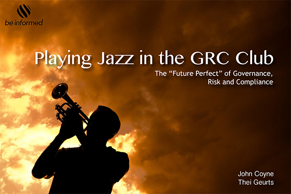 Playing Jazz in the GRC Club
