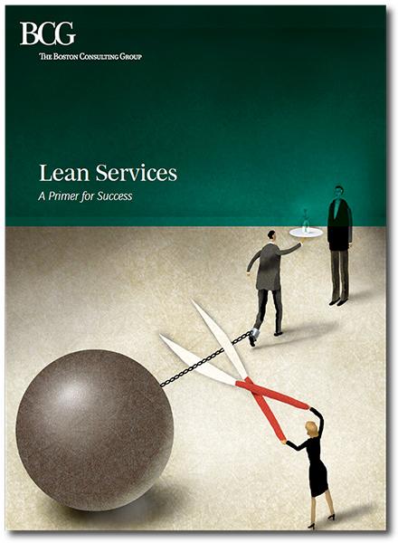 BCG's Lean Services Primer